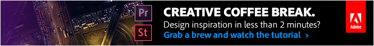 ad: Adobe Creative Coffee Break: Premiere Pro