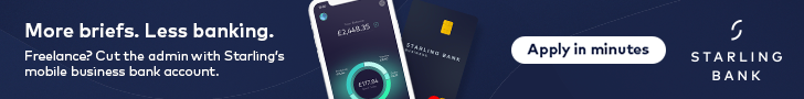 ad: Starling Bank Campaign