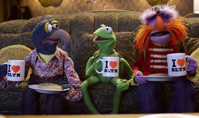 Muppets Silvester