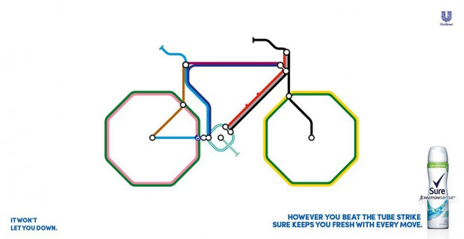 How London responds to a Tube Strike – Real London Underground Map