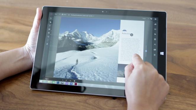 Adobe unleash their connected creative canvas