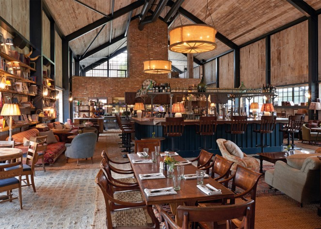 Soho house and michaelis boyd transform an old english