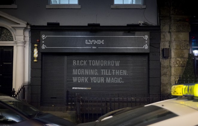 Lynx gives Dubliners the tools to find their magic with interactive
