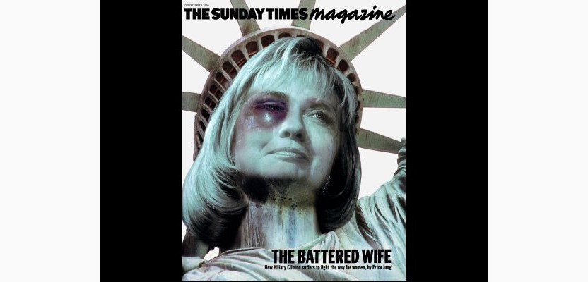 50 Years of Sunday Times Magazine Covers
