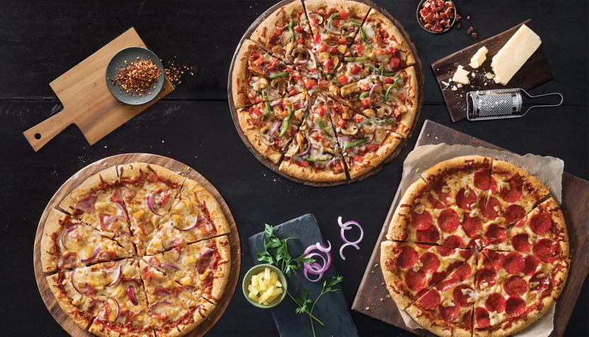 Pizza Hut Attempt To Reinvent The Pizza