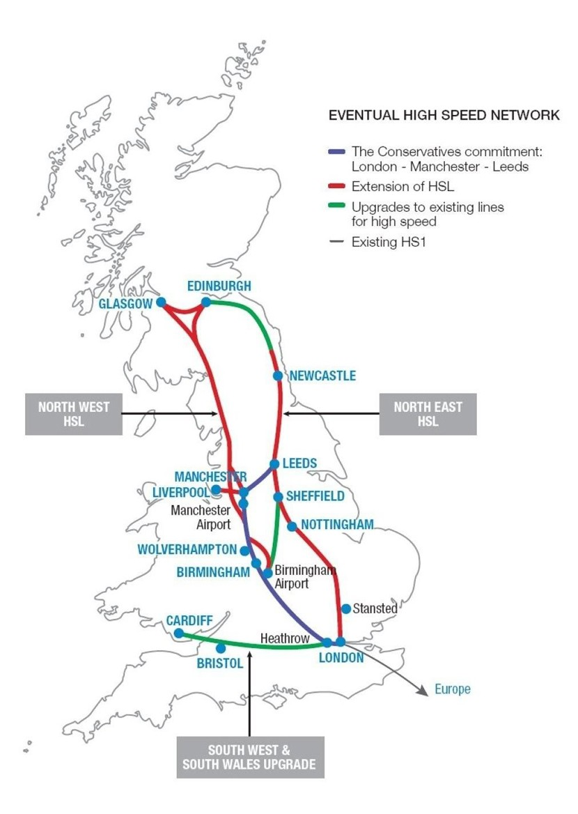 HS2 shoots ahead with Design Visions