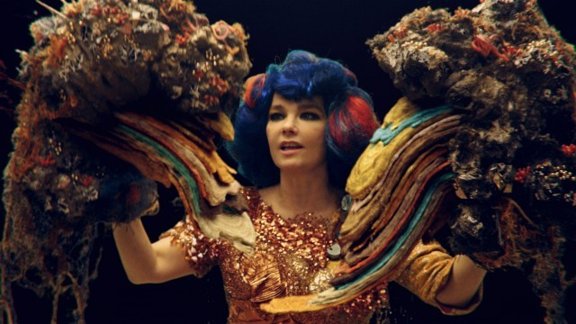 Bjork, Biophilia, apps and the revolution