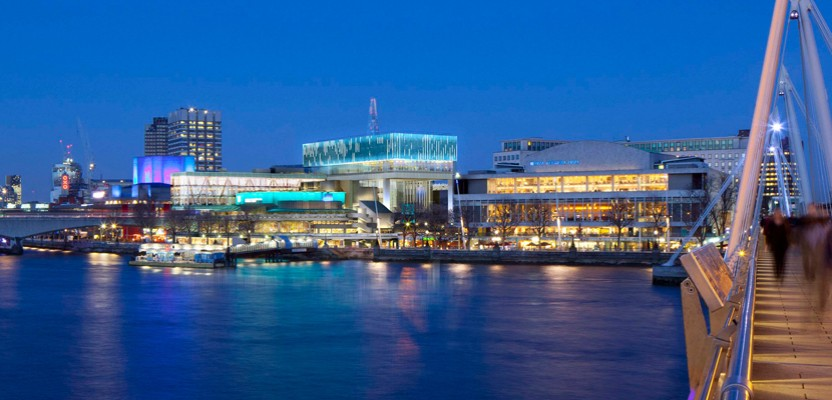 Southbank Centre Plans 163 24 Million Refurb