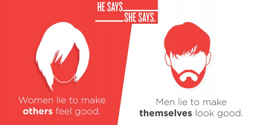 women are deceitful
