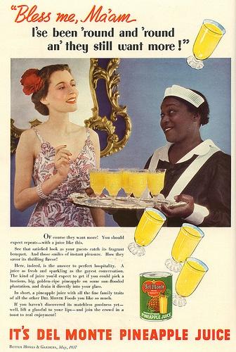 Vintage Politically Incorrect Advertisements