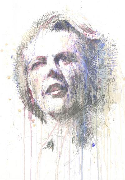 Shattered Iron Lady