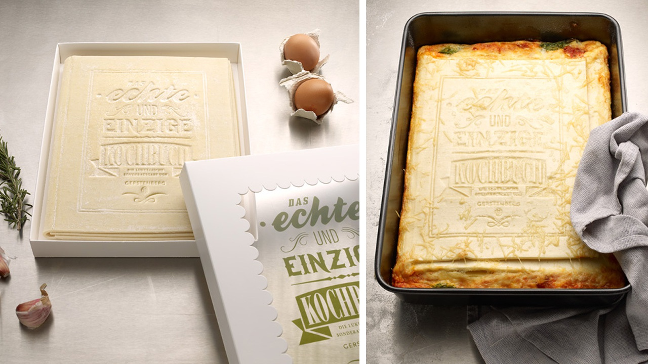 Lasagne Cookbook