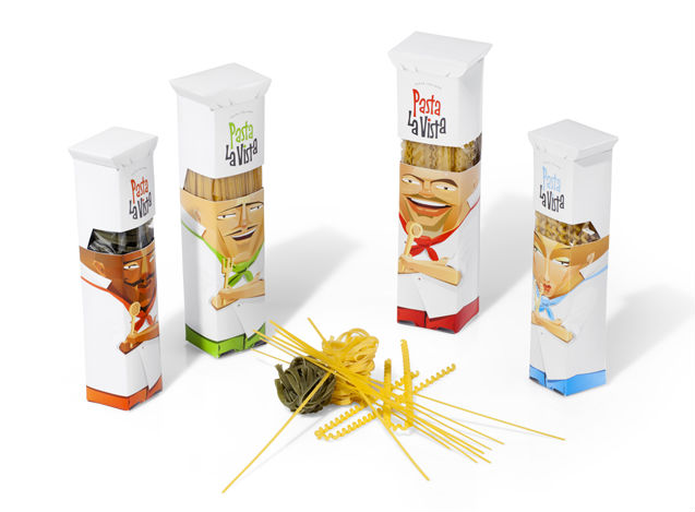 Fabuleux Awesome and Imaginative Food Packaging CN86