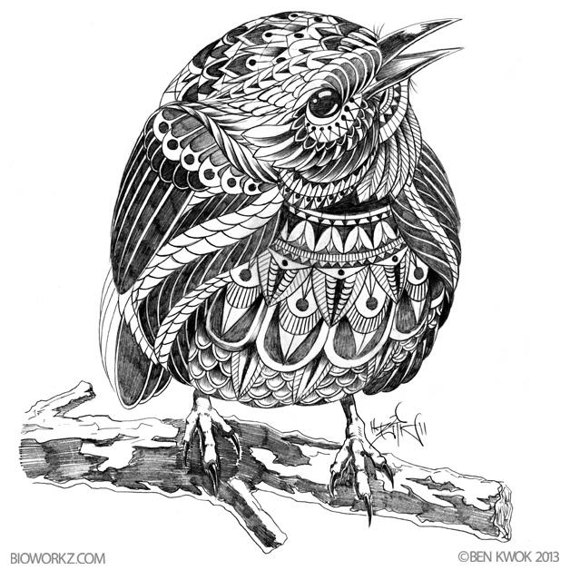 Bioworkz Bird
