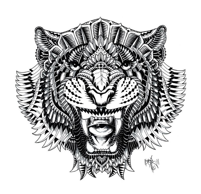 Bioworkz Tiger