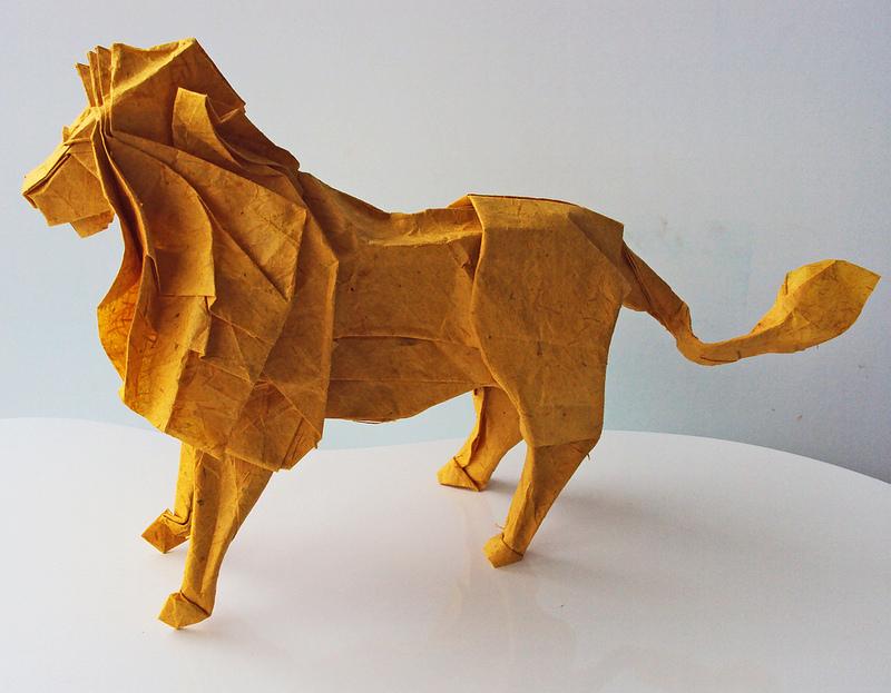 Amazing Origami Art