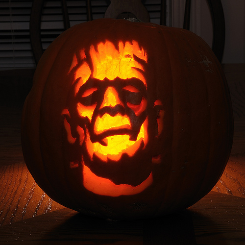 Amazing Pumpkin Art